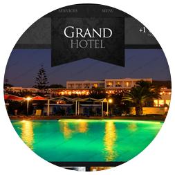 Web Design Hotel şi Restaurant