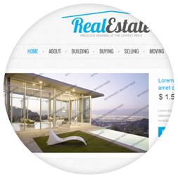Web Design Agenţii Turism şi Imobiliare